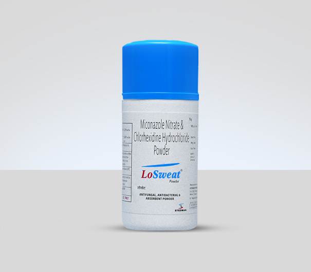 Losweat Powder