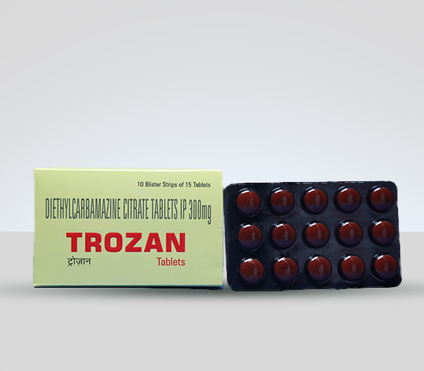 Trozan Tablets